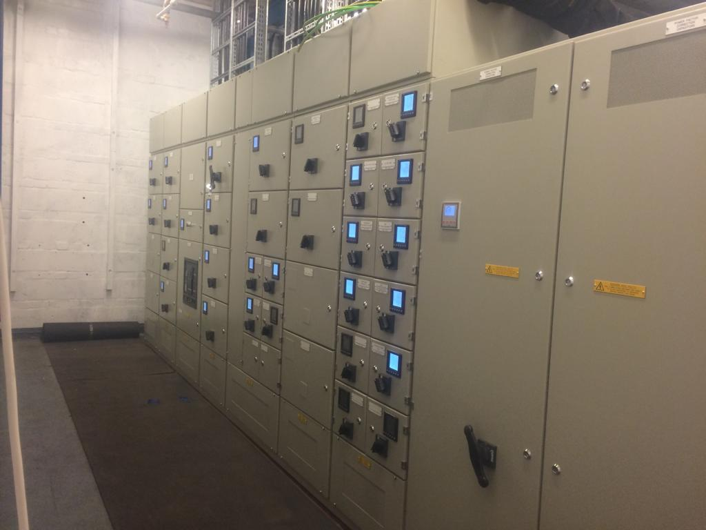 Panel board electrical work by Kennet electrical